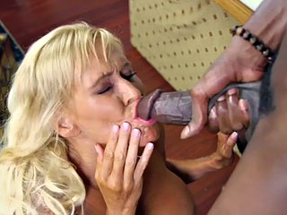 40sm granny gets rubbed the right way by bbc